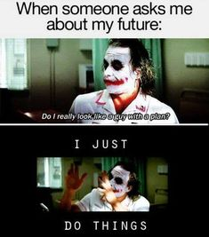 batman, dc, future, heath ledger, joker, me, the dark knight