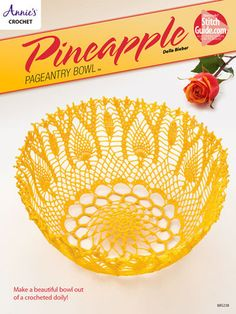 Picture of Pineapple Pageantry Bowl