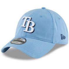 save off 81e07 51269 Men s Tampa Bay Rays New Era Light Blue Core Classic Secondary 9TWENTY  Adjustable Hat, Your Price   22.99