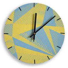 blueclock Interior Accessories, Soft Furnishings, Irish, Clock, Wall, Design, Home Decor, Watch, Irish People