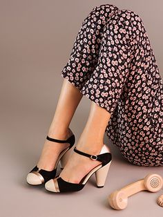 LOVE these shoes... Just an Illusion heels | Seychelles Footwear