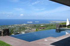 Private Ohana Panoramic Views-Pool - vacation rental in Captain Cook, Hawaii. View more: #CaptainCookHawaiiVacationRentals