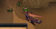 Discovered a bug on #RuneScape? Don't forget to submit a report ;).   (Image via @RSN_Earo).