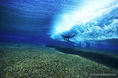 Duck dive supreme