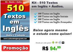Aprendendo ingls como segundo idioma para leigos the best books kit textos 510 textos em ingls pdfs mais audio mp3 aulas de ingls grtis fandeluxe Image collections