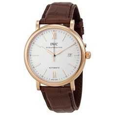 IWC Portofino Automatic in Rose Gold IW356504