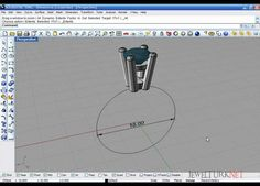 Rhinoceros Tutorials 01 Solitaire Ring_Part 2