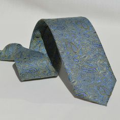 Corbata Azul Cachemir Accessories, Fashion, Ties, Clothing, Fall Winter 2014, Blue Nails, Moda, Fashion Styles, Fashion Illustrations
