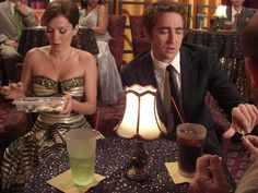 """Pushing Daisies """" Oh Oh Oh... It's Magic """" ( 2x06 ) - Ned and Chuck #LeePace #AnnaFriel"""