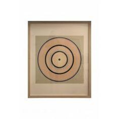 Viyet | Luxury Furniture Consignment - Accessories - Ruth Adler Target Digital Print