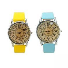 PU-Leder-Band Armbanduhr mit Erdelstahl Band für die Herren