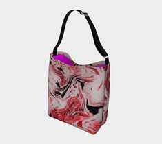 Our super stretchy day tote is ready to handle anything you throw in it! Double Knitting, Hand Sewing, Bike, Tote Bag, Day, Bicycle, Carry Bag, Tote Bags, Cruiser Bicycle