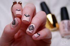 Nail Art Naglar - Nagelblogg