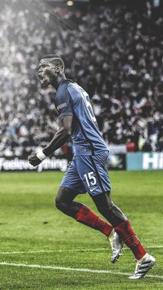 Paul Pogba - Fifa World Cup 2018 France. Football Icon, Football Is Life, Football Soccer, World Cup 2018, Fifa World Cup, Pogba Wallpapers, Pogba France, Moto Cross, Man Of The Match