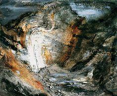 Stair Hole, Lulworth - John Piper