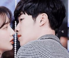 126 imágenes sobre Couple icons en We Heart It | Ver más sobre icon, psd y couple Anime Couples, Cute Couples, W Kdrama, Romantic Kiss Gif, Pictures For Friends, Korean Best Friends, Dream Anime, Weightlifting Fairy Kim Bok Joo, Korean Couple