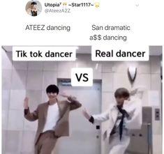 You do things… Funny Kpop Memes, Funny Vid, Funny Relatable Memes, Hilarious, K Pop, Fanfic Kpop, Kim Hongjoong, Bts Video, Kpop Groups