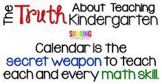 Calendar is the secr
