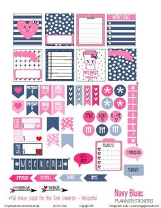 Hello everyone! Well, I think I am getting in the right design mode for the horizontal planner and layout. Today, is the third time that I will be releasing planner stickers made specifically for hori To Do Planner, Pink Planner, Free Planner, Happy Planner, Planner Ideas, 2015 Planner, Blog Planner, Planner Tumblr, Planer Organisation