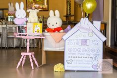 Miffy Bunny Party | Philippines Children's Party Blog