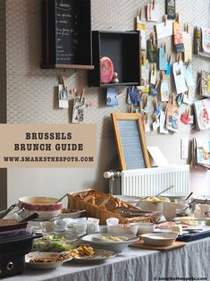 The complete Brussels Brunch Guide through the eyes (and palate) of a local foodie and avid brunch lover. Waterloo Belgium, Best Brunch Places, Cozy Restaurant, Brunch Spots, Voyage Europe, Amsterdam Travel, Brussels Belgium, Cool Cafe, Europe