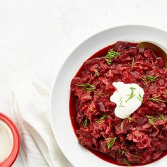 Hunky Heartbeet Cabbage Soup