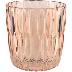 Kartell Vase (560 BRL) ❤ liked on Polyvore featuring home, home decor, vases, decor, pink, pink home decor, colored vases, pink vase, inspirational home decor and kartell