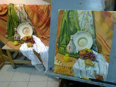 Still Life Drawing, Painting Still Life, 8th Grade Art, Pastel Artwork, Smart Art, Guache, Indian Paintings, Still Life Photography, Teaching Art