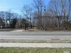 2 Acre Commercial Lot Approved For Up To 9000 Square Foot Building,  J Zoning Use  Medical, Health Spa, Gym, Professional Office Space, Etc,Etc   Terms Negotiable,  Property Between Pentecostal  De Moriches Church And The Coastal Gas Station      251 Feet Of Road Frontage