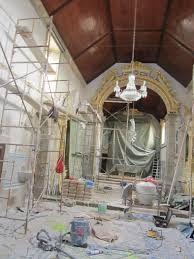 Resultado de imagem para reabilitação cobertura igreja