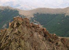Babak Castle ( Kaleybar ) http://iranparadise.com/en/gallerygroup/gallery/29