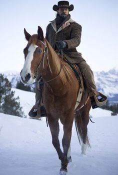 34792f9b7c0 Jamie Foxx as Django in Django Unchained Western Film