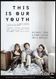 This Is Our Youth - poster