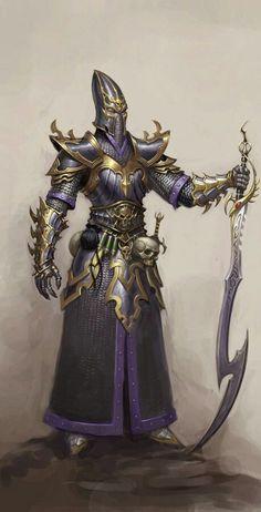 Mage temple guard