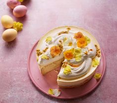 Save the last slice for me: four cakes for Easter | Baking | The Guardian Cupcake Recipes, Cupcake Cakes, Dessert Recipes, Easy To Make Desserts, Delicious Desserts, Easter Deserts, Easter Food, Buttery Biscuits, Spring Cake