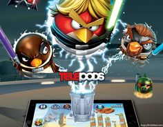 Angry Birds Star Wars 2: The Lowdown on Telepods
