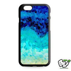 Blue Pattern Gradient iPhone 6 Case | iPhone 6S Case