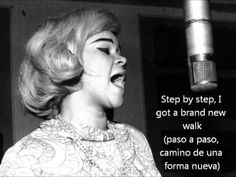 Etta James - Something's got a hold on me (letra español/ingles)