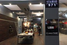 #Arclinea kitchen with #Lema furniture