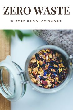 8 etsy shops for zero waste products. reusable items from etsy artisans.
