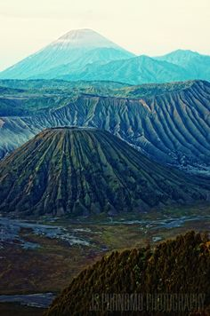 Gunung Batok, one of splendid mountain in Java, Indonesia, you should visit.
