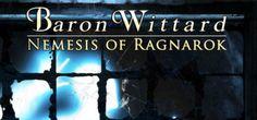 Baron Wittard: Nemesis of Ragnarok on Steam Wax Lyrical, Single Player, Baron, Lyrics, Neon Signs, Adventure Game, Eccentric, Puzzles, Videogames