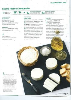 Revista bimby pt-s02-0038 - janeiro 2014 Gluten Free Recipes, Healthy Recipes, Food C, Kefir, Everyday Food, Wine Recipes, I Foods, Food Inspiration, Make It Simple