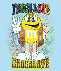 - by Randy McDevitt Candy Pictures, Cool Pictures, M&m Mars, Alarm Clock Design, M&m Characters, Hippie Trippy, M M Candy, Cartoon Faces, Happy Birthday Images