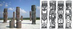 Tula, la ciudad de los Toltecas
