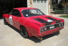 1965 Corvair Corsa: Let's Go Racing - http://barnfinds.com/1965-corvair-corsa-lets-go-racing/