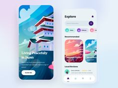 App Ui Design, Mobile App Design, User Interface Design, Mobile Ui, Dashboard Design, Design Design, La Formation, App Design Inspiration, Music App