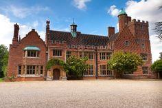 Wedding Venue Lanwades Hall, Suffolk