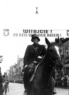 11 october 1938, Polish Cavalry, pin by Paolo Marzioli