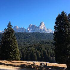Paneveggio, Italy Mount Rainier, Amazing Places, The Good Place, Italy, Mountains, Nature, Travel, Italia, Naturaleza
